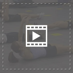 abdominal training video