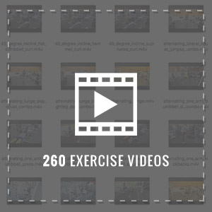 Glossary of Exercises Videos